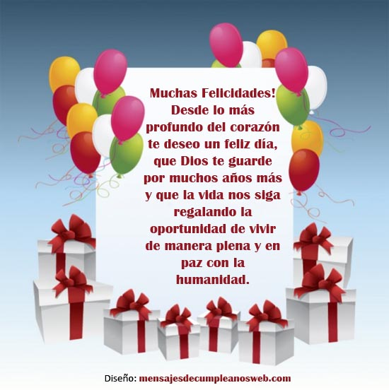 Mensajes de Cumpleaños Cristianos 8