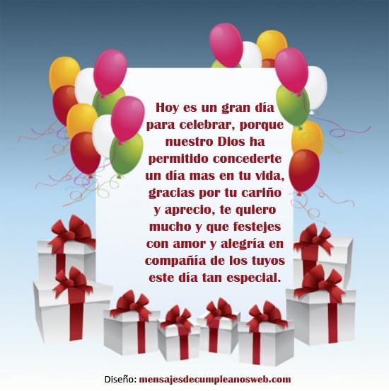 Mensajes de Cumpleaños Cristianos 6